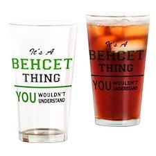 Cute Behcet's Drinking Glass