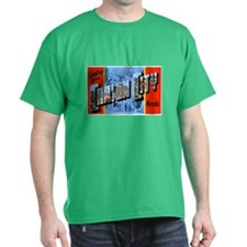 Carson City Nevada (Front) T-Shirt