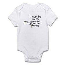 Special Kid...Two Moms Infant Bodysuit