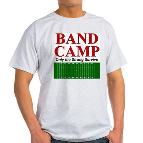 marching band band camp onl t shirt by bandcamp1