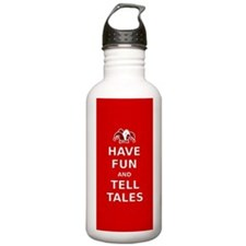 Have Fun Tell Tales Water Bottle