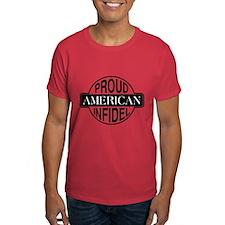 Proud American Infidel T-Shirt