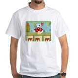 English Bull Terrier Tiki Bar Shirt