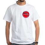 Infringement White T-Shirt