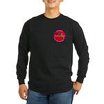 Infringement Long Sleeve Dark T-Shirt