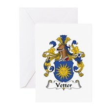 Vetter Greeting Cards (Pk of 10)