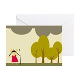Hildegarde Greeting Cards (Pk of 10)