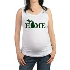 HOME - Michigan Maternity Tank Top