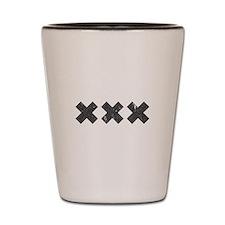 TripleX Shot Glass