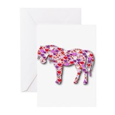 Unique Welsh ponies Greeting Cards (Pk of 20)