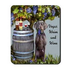WEIM & WINE Mousepad
