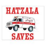 Hatzala Saves Small Poster