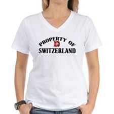 Switzerland Flag Shirt