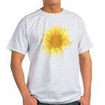 Elegant Sunflower Light T-Shirt