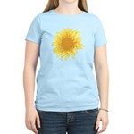 Elegant Sunflower Women's Light T-Shirt