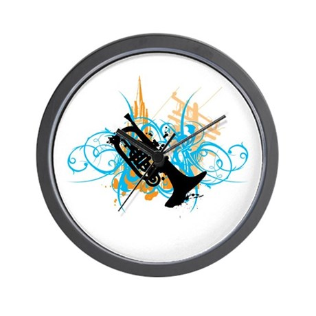 Urban Mellophone Wall Clock