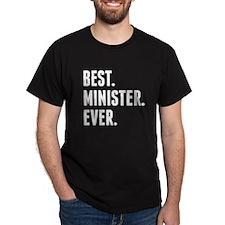 Best Minister Ever T-Shirt