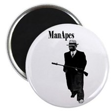 "ManApes 2.25"" Magnet (100 pack)"