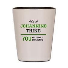 Cool Johan Shot Glass