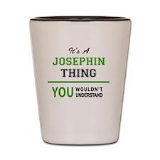 Cute Josephine Shot Glass