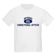 Retired Correctional Officer T-Shirt