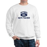 Retired Math Teacher Sweater