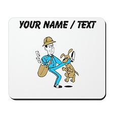 Custom Mailman Mousepad