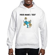 Custom Mailman Hoodie
