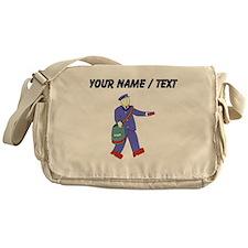 Custom Mail Carrier Messenger Bag
