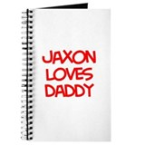 Jaxon Loves Daddy Journal