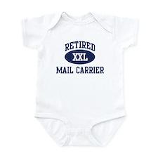 Retired Mail Carrier Infant Bodysuit