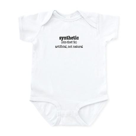 Synthetic (Vocab) Infant Bodysuit