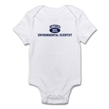 Retired Environmental Scienti Infant Bodysuit