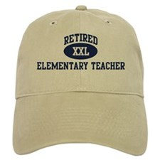 Retired Elementary Teacher Baseball Cap