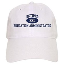 Retired Education Administrat Baseball Cap