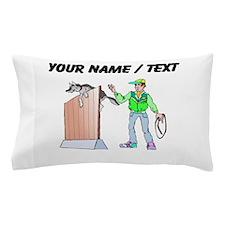 Custom Dog Trainer Pillow Case
