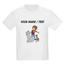 Custom Dog Groomer T-Shirt