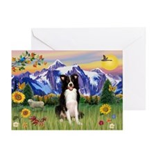 Mountain Country & Border Collie Cards (6)