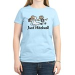 Just Hitched Women's Light T-Shirt