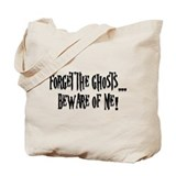 Beware of Me Trick or Treat Bag