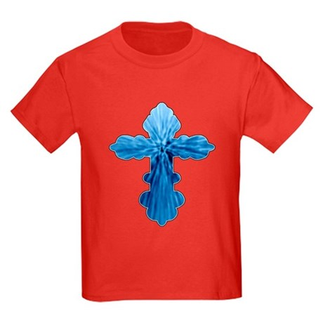 Blue Cross Kids Dark T-Shirt