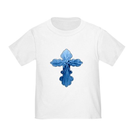 Blue Cross Toddler T-Shirt