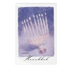Hanukkah Postcards (Package of 8)