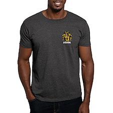 Schwartz T-Shirt