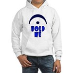 Fermata: Hold Me Hooded Sweatshirt