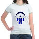 Fermata: Hold Me Jr. Ringer T-Shirt