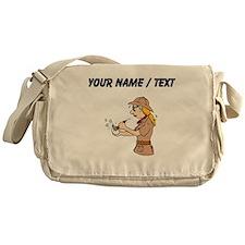 Custom Archaeologist Messenger Bag