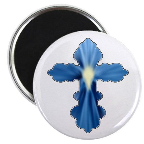 Holy Spirit Cross Magnet