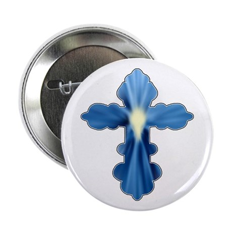 Holy Spirit Cross Button