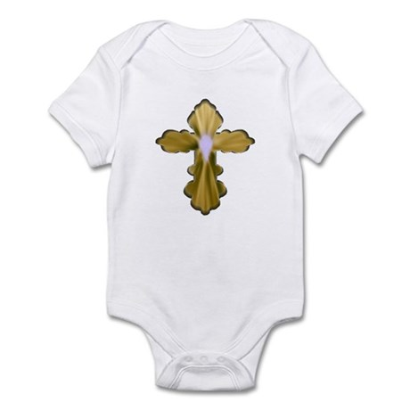 Holy Spirit Cross Infant Bodysuit